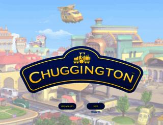 chuggington.com screenshot