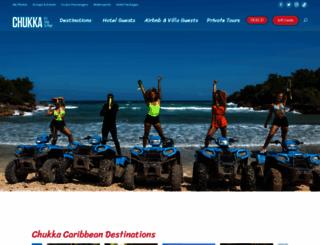 chukkacaribbean.com screenshot
