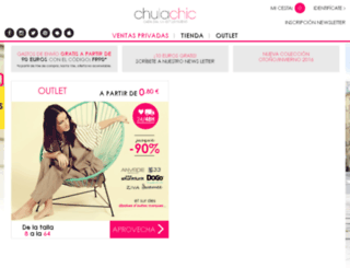 chulachic.com screenshot