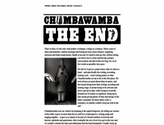 chumba.com screenshot