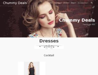 chummydeals.com screenshot