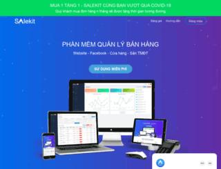 chungcugiarehcm.tin.vn screenshot