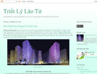 chungcutimescitys.com screenshot