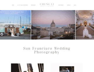 chungliphotography.com screenshot