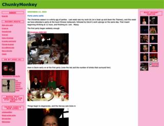 chunkymonkey.blogs.com screenshot