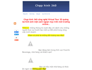 chuphinh360.blogspot.com screenshot