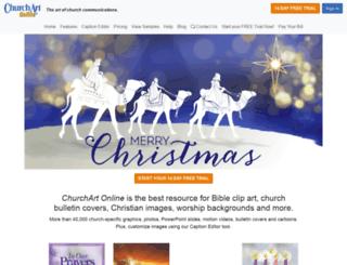 churchartpro.com screenshot