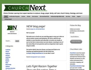 churchnextblog.wordpress.com screenshot