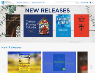 churchpublishing.org screenshot