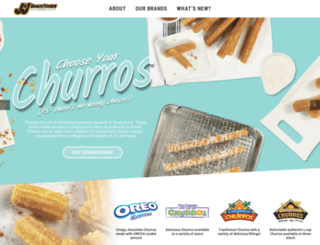 churro.com screenshot