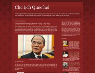 chutichquochoi.blogspot.com screenshot