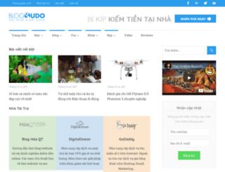 chuyenla.blogsudo.com screenshot