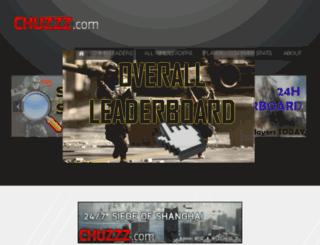 chuzzz.com screenshot