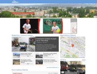 chylonia.trojmiasto.pl screenshot