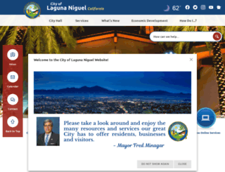 ci.laguna-niguel.ca.us screenshot