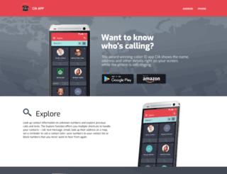 cia-app.com screenshot