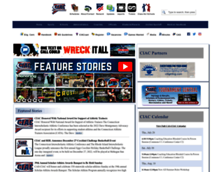 ciacsports.com screenshot