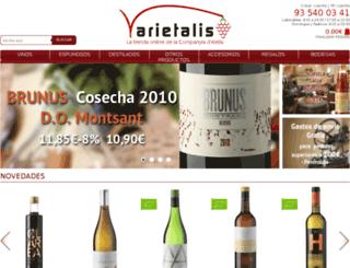 ciadalella.com screenshot