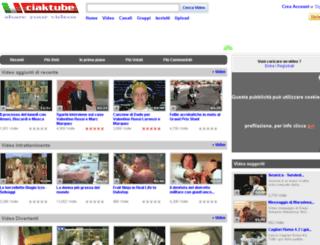 ciaktube.com screenshot