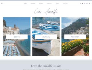 ciaoamalfi.com screenshot