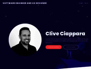 ciappara.com screenshot
