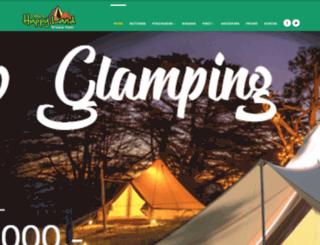 cibalunghappyland.co.id screenshot