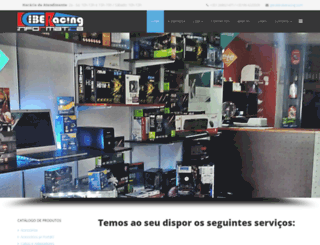 ciberacing.com screenshot