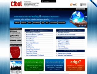 cibol.net screenshot