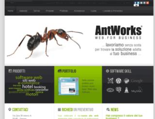 cicala-ecom-test.sitotemporaneo.it screenshot