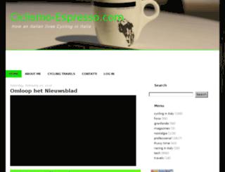 ciclismo-espresso.com screenshot