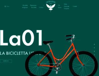 ciclistica.it screenshot