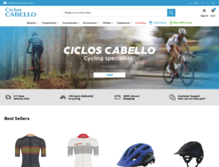 cicloscabello.com screenshot