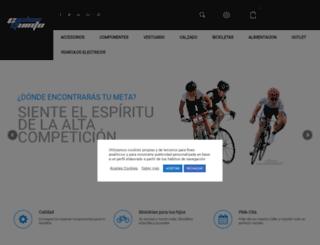 ciclosquinto.com screenshot