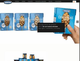 cidacos.com screenshot