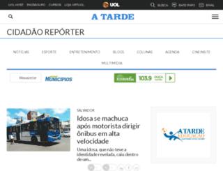 cidadaoreporter.atarde.com.br screenshot