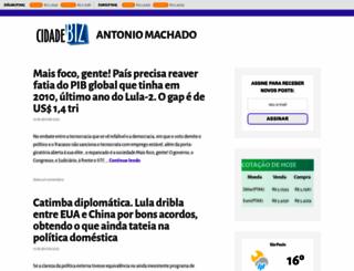 cidadebiz.com.br screenshot