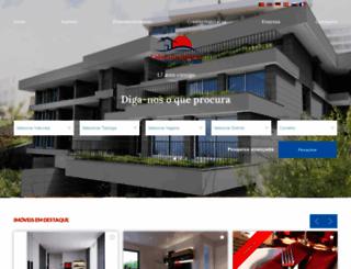cidadeimobiliaria.com screenshot