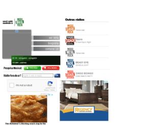 cidaderockbrasil.ig.com.br screenshot