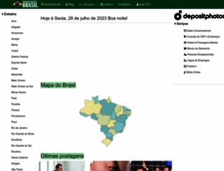 cidadesdomeubrasil.com.br screenshot