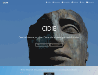 cidie.org screenshot