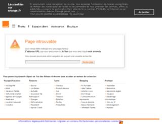 ciel-a-la-terre.pagesperso-orange.fr screenshot