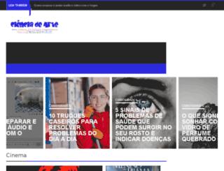 cienciadearte.blogspot.com.br screenshot