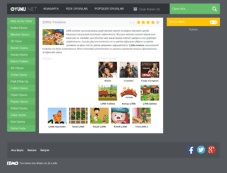 ciftlikyonetme.oyunu.net screenshot