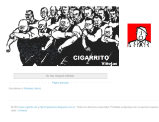 cigarrito.net screenshot