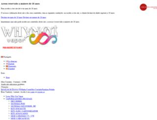 cigarroseletronicos.pt screenshot