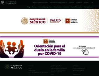 cij.gob.mx screenshot