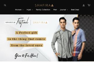 cikajang.shafira.com screenshot