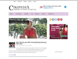 cikipedia.com screenshot