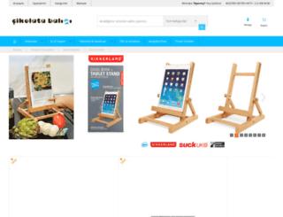 cikolatabaligi.com screenshot