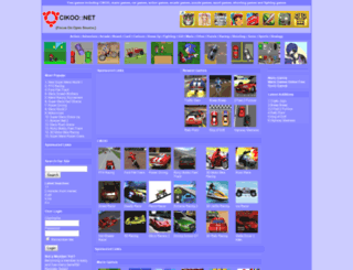 cikoo.net screenshot